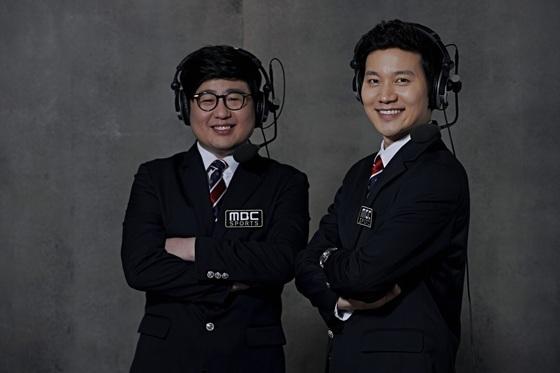 서형욱 축구 해설위원(왼쪽). [사진 중앙포토]