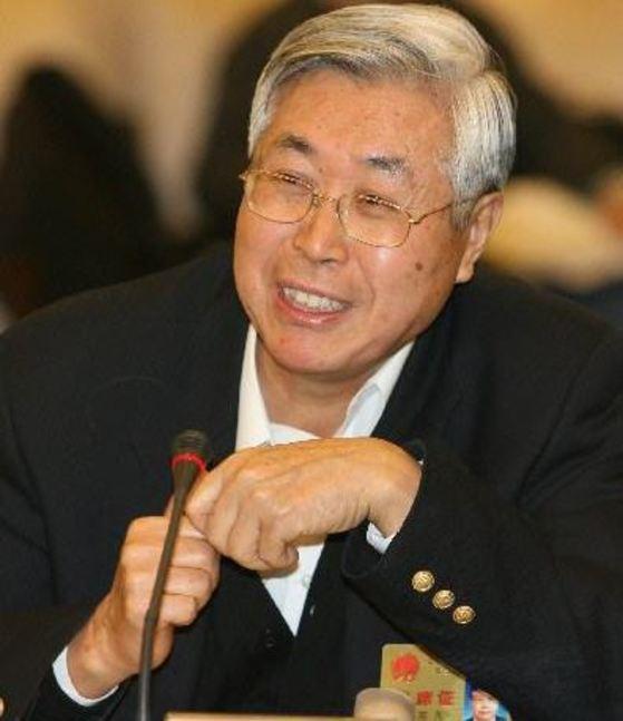 왕잉판 전 중국 외교부 부부장 [사진 신화망]