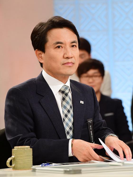 자유한국당 김진태 의원. [중앙포토]