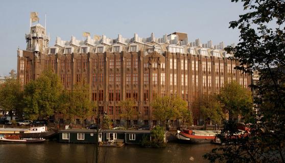 암스테르담 '뷰'가 아름다운 럭셔리 호텔 12곳