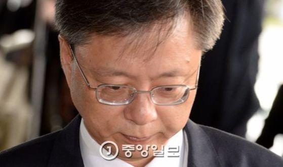 우병우 전 청와대 민정수석. [중앙포토]