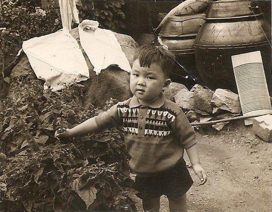 안철수 후보의 유년시절