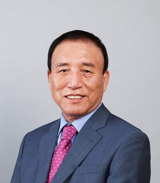 효성 김규영 대표이사. 사진 효성 제공