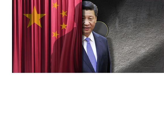 중국 시진핑 주석.