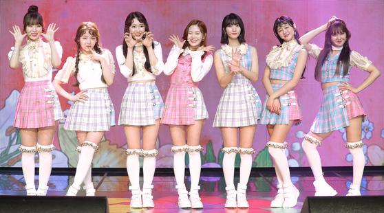 [포토]오마이걸, '사랑스러운 소녀들'