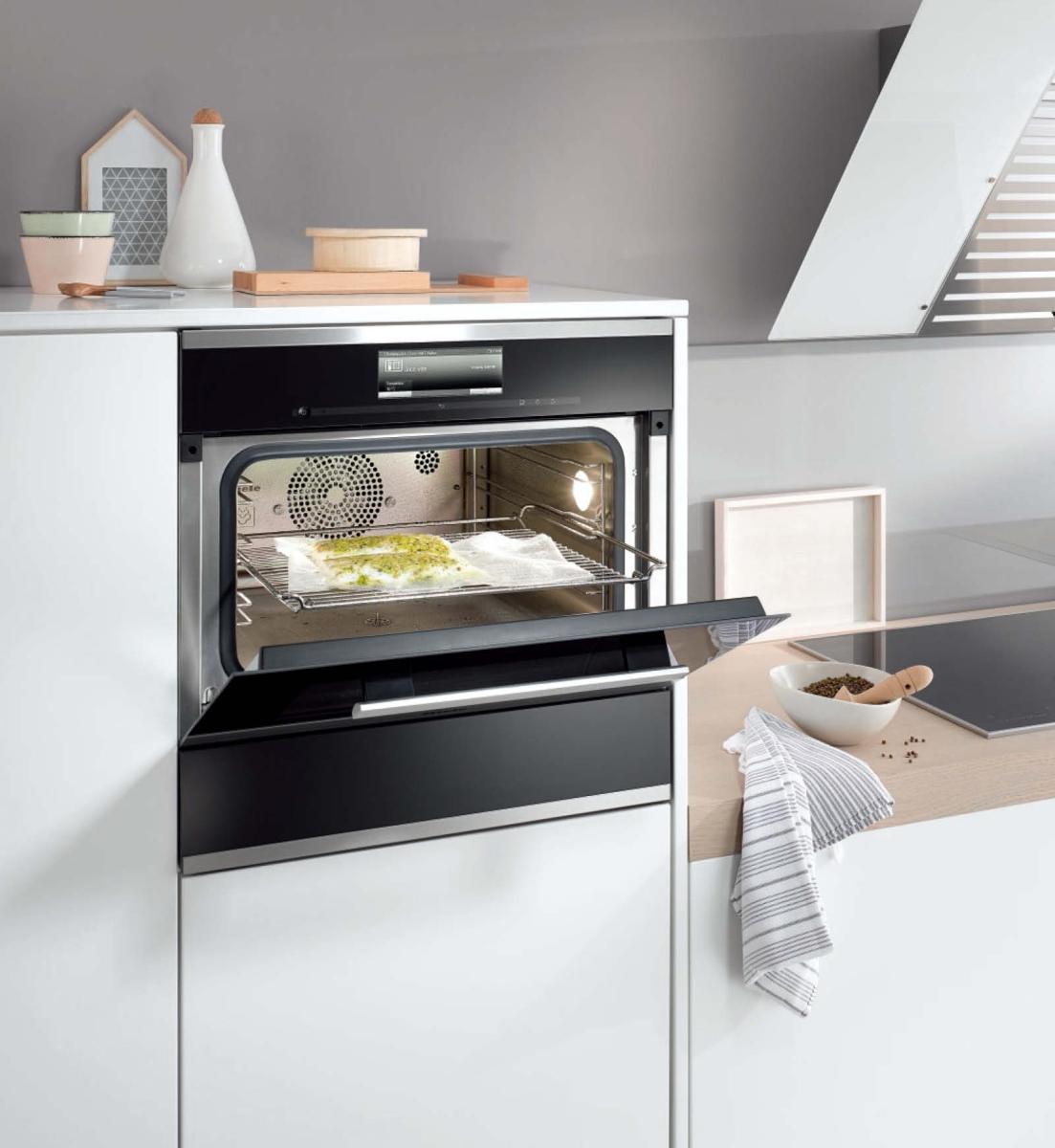 2 프레스티지 빌트인 오븐, 제너레이션 6000 시리즈 가격 미정 밀레.
