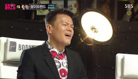 SBS 'K팝스타 시즌6 더 라스트 찬스' 캡처