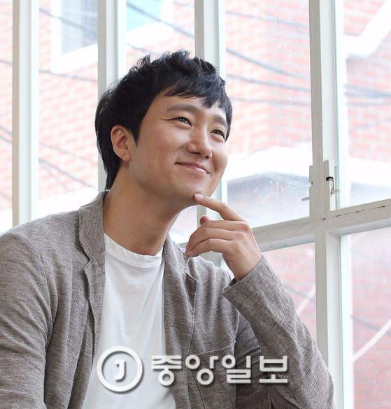 배우 박해일이 지난 1월 득녀를 했다. 지난 2010년 득남한 뒤 둘째 아이다. [중앙포토]