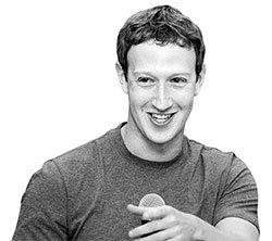 페이스북 CEO 마크 저커버그