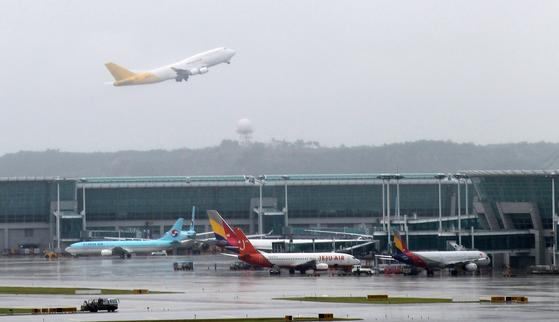 온라인, 모바일에서 여행 예약을 하는 문화가 확산하면서 여러 항공사와 여행사를 아우르는 가격 비교 사이트가 최근 유행하고 있다. [중앙포토]