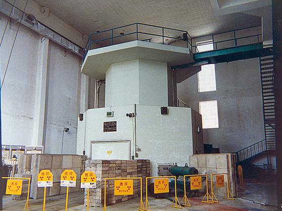 원자력연구원이 과거 공릉동에서 보유했던 연구용 원자로 [한국원자력연구원]