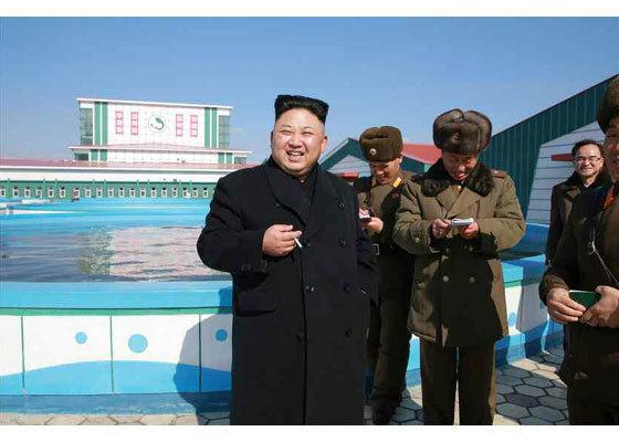 북한이 자유한국당과 바른정당의 집권을 '개꿈'이라고 평가절하했다. 사진은 기사내용과 관련이 없습니다. [사진 노동신문]