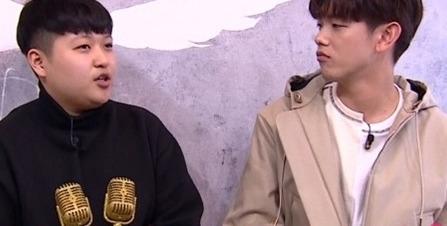 에릭남 '듀엣 가요제' 파트너 박세리(왼쪽)와 에릭남 [사진 MBC 방송 캡처]