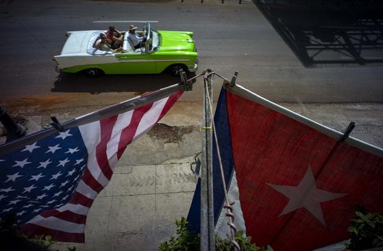 미국과 쿠바는 지난 2014년 53년 만에 국교를 정상화했다.