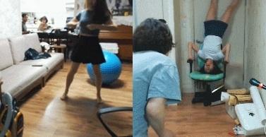 부모님 앞에서 춤추던 아프리카TV BJ 근황