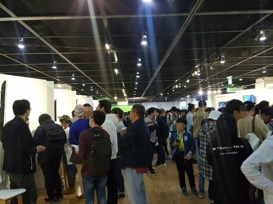 700여 명의 방문객이 찾은 '제2회 구글플레이 인디 게임 페스티벌'