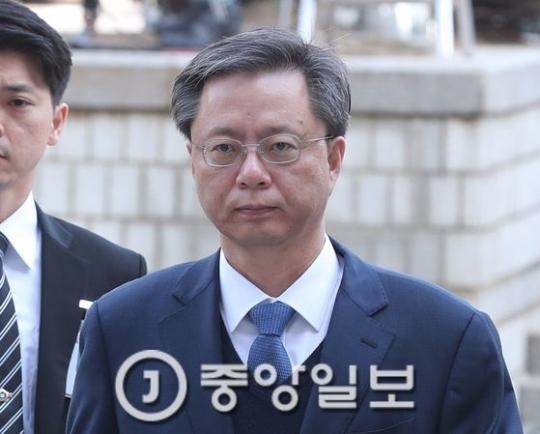 우병우 전 청와대 민정수석 [중앙포토]