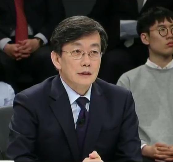 손석희 JTBC 보도담당사장 [사진 JTBC 캡처]