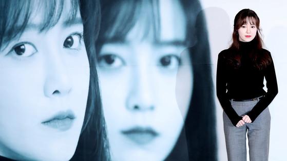 배우 구혜선. [중앙포토]