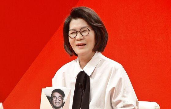 가수 김건모의 어머니 이선미 여사
