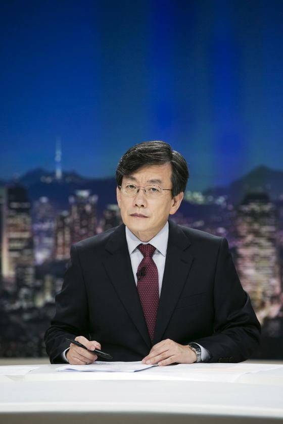 사진=손석희 JTBC 보도담당 사장