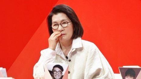 김건모 어머니 이선미씨. [사진 SBS]