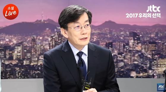 [사진 JTBC '소셜 라이브']