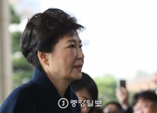박근혜 전 대통령. [중앙포토]