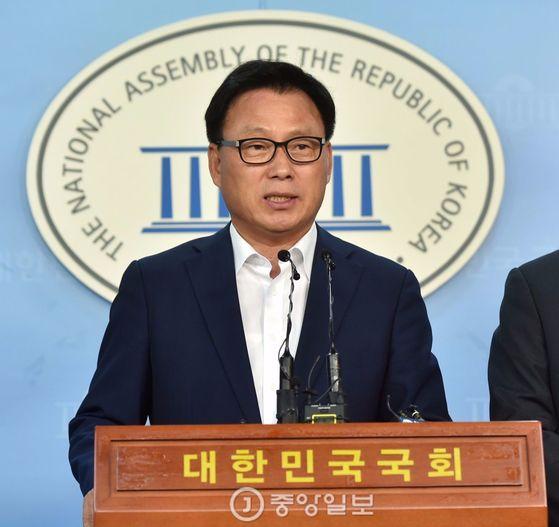 더불어민주당 박광온 의원 [중앙포토]
