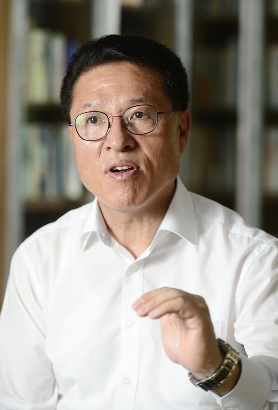 바른정당 정운천 의원 [중앙포토]