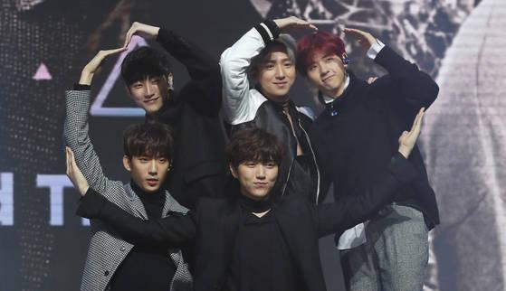 데뷔 7년차를 맞은아이돌 그룹 B1A4.