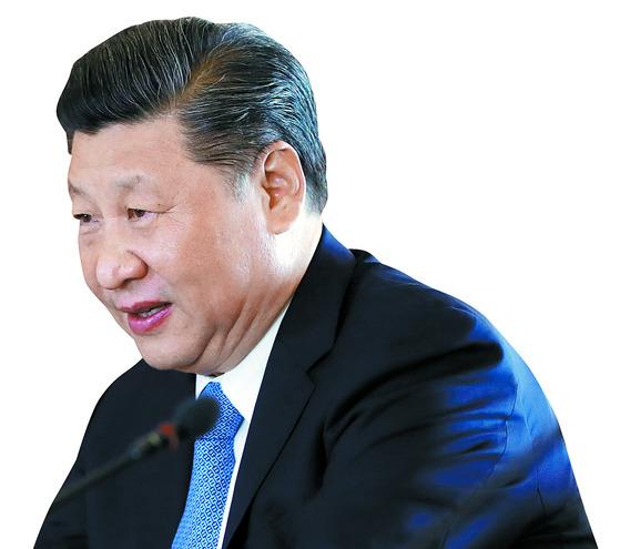 시진핑 중국 국가 주석. [중앙포토]