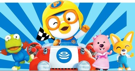 한국은 물론 전 세계적으로 인기를 얻은 한국산 애니메이션 캐릭터 '뽀로로' [사진 중앙포토]
