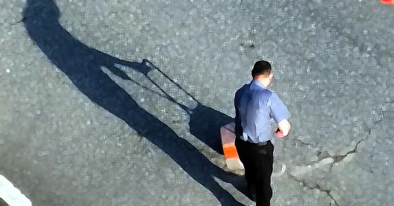 기사와는 관계 없는 경비원 관련 자료 사진. [중앙포토]