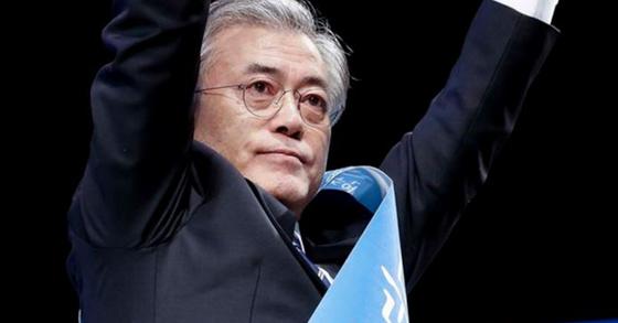 [사진=더불어민주당 문재인 대선후보 선대위 제공]