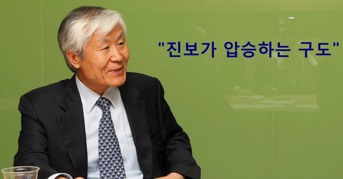 조갑제 조갑제닷컴 대표. 최정동 기자