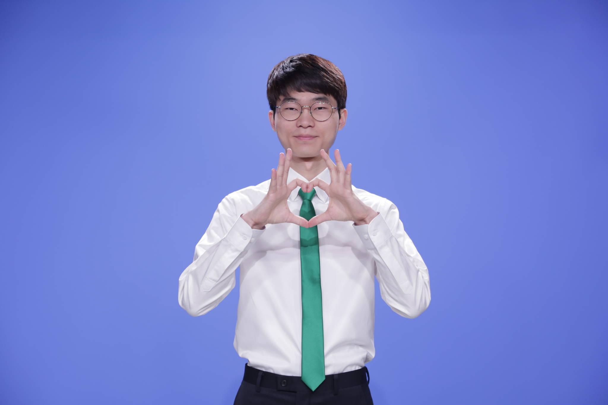 이동훈 8단 [사진 바둑TV]