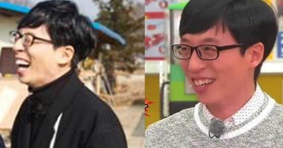 왼쪽 MBC '무한도전', 오른쪽 SBS '런닝맨'
