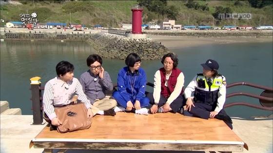 6일 방송된 MBC 예능 '무한도전'.[사진 각 방송사 캡처]