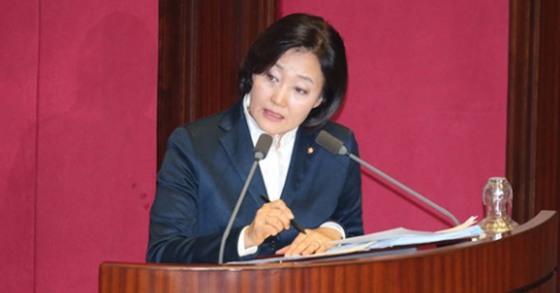 박영선 더불어민주당 통합정부위원장. [중앙포토]