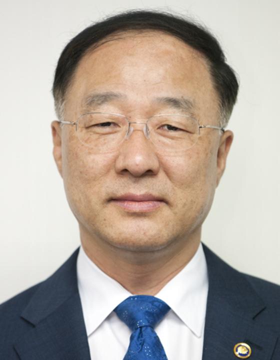 홍남기 신임 국무조정실장