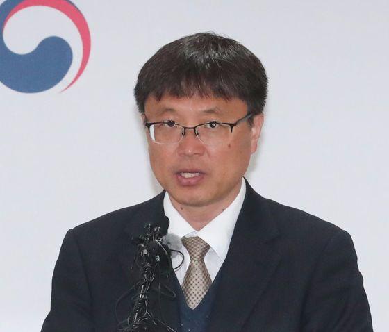이철조 세월호 현장수습본부장 [중앙포토]
