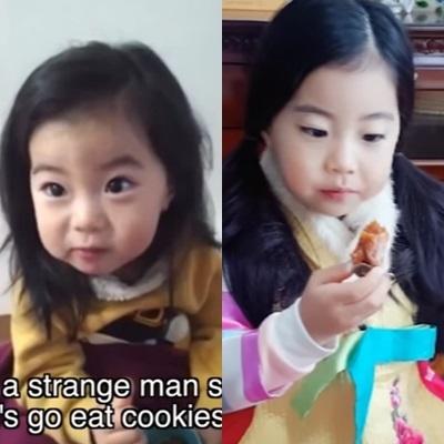 [사진 예빈이 공식 유튜브 영상 캡처]