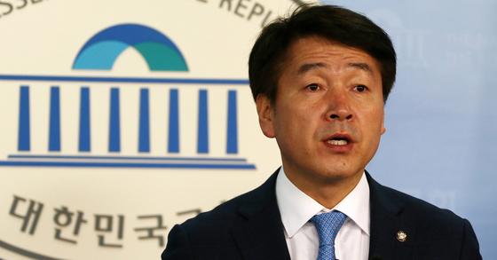 더불어민주당 기동민 의원. 김현동 기자
