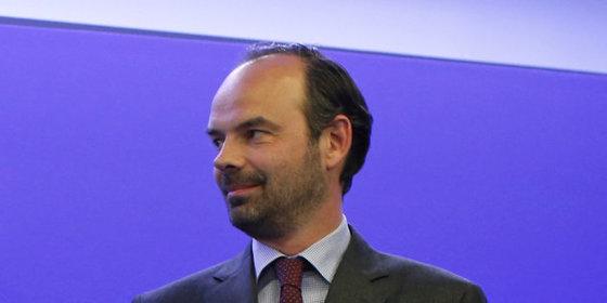 프랑스 새 총리로 지명된 에두아르 필리프. [로이터=뉴스1]