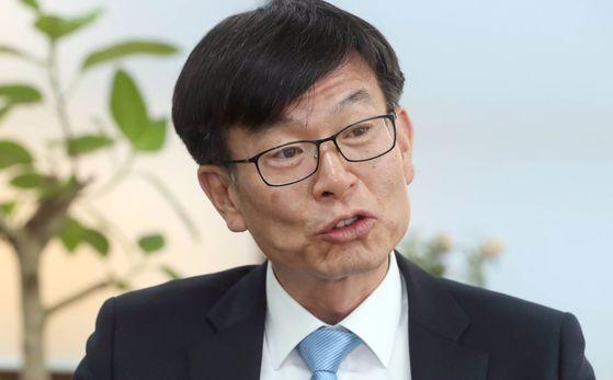 김상조 한성대 교수. 최정동 기자