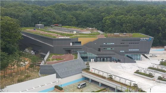 서울 노원구 하계동에 건립된 서울시립과학관 [사진 서울시]