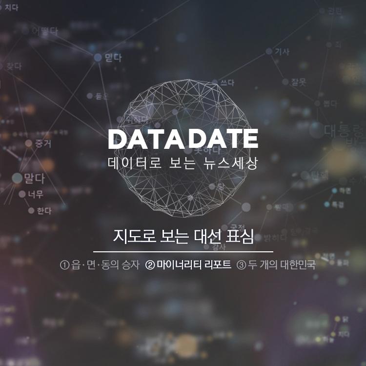 대선 '마이너리티 리포트'…유승민ㆍ심상정 많이 뽑은 곳은?