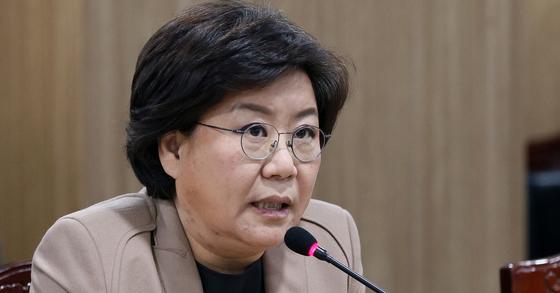이혜훈 바른정당 의원. [중앙포토]