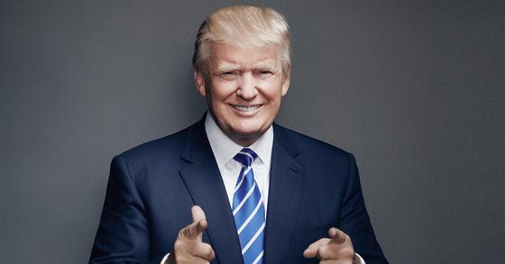 도널드 트럼프 미국 대통령. [중앙포토]